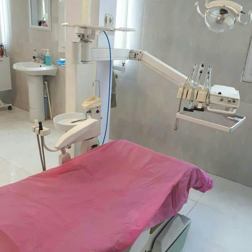 روکش یونیت دندانپزشکی